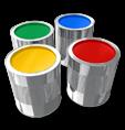 Bežné farby