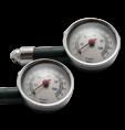 Keréknyomás mérők