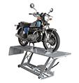 Zdviháky pre motocykle